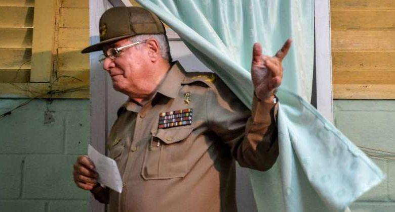 عقوبات أميركية على وزير الدفاع الكوبي على خلفية قمع التظاهرات.. وبايدن: ليست إلا البداية