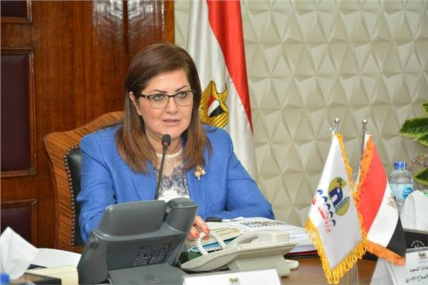 الدكتورة هالة السعيدوزيرة التخطيط