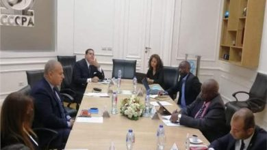 قائد قوات بعثة الإتحاد الأفريقي في الصومال يزور مصر