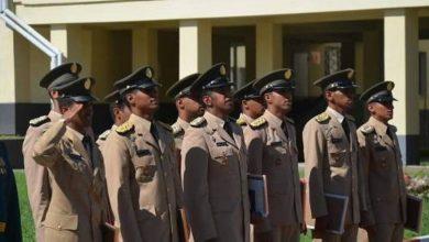 قائد كلية الملك عبدالعزيز الحربية يحضر حفل تخريج طلبة القوات البرية الملكية السعودية المبتعثين بروسيا - أخبار السعودية