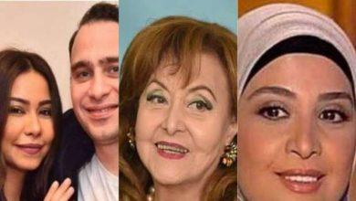 حنان ترك وليلى طاهر وحسام حبيب وشيرين