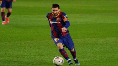 ليونيل ميسي يمنح برشلونة تفوقا تاريخيا على ريال مدريد في
