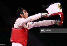 محمد هنيدي: جسمي قشعر لما علم مصر ارتفع في اولمبياد طوكيو
