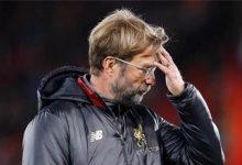 مدرب ليفربول ممنوع من التعاقد مع لاعبين جدد