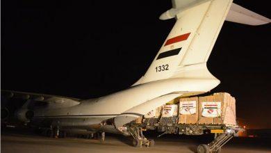 إرسال المساعدات الطبية للأشقاء فى تونس