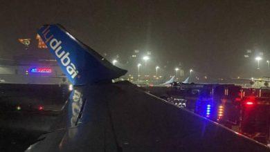 مطار دبي: تصادم طائرتين دون إصابات بشرية - أخبار السعودية