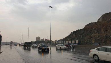 الحصيني: هطول أمطار في 5 مناطق خلال الـ «24 » ساعة القادمة