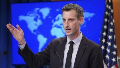 واشنطن تدين استخدام العنف ضد الإيرانيين وتدعم حقهم في التجمع والتعبير