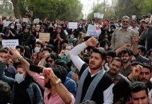 واشنطن تدين قمع المحتجين في إيران