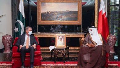 وزير الخارجية يجتمع مع وزير خارجية جمهورية باكستان الإسلامية