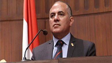 وزير الموارد المائية والري الدكتور محمد عبدالعاطي