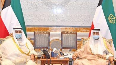 الأمير استقبل سمو الشيخ ناصر المحمد وتسلَّم من محافظ البنك المركزي تقرير «استباق الصدمة»