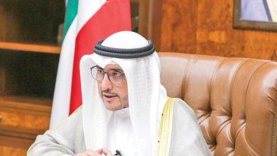 الشيخ د. أحمد الناصر: تعاون دولي لضمان التوزيع العادل للقاحات