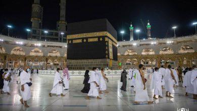 4 نقاط تجمع لاستقبال المعتمرين والمصلين في المسجد الحرام - أخبار السعودية