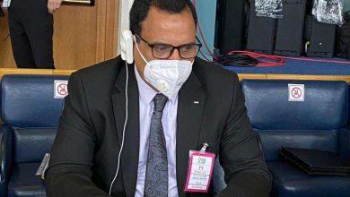 السقطري يغادر العاصمة المصرية القاهرة متوجها إلى روما للمشاركة في القمة التمهيدية لنظم الأمن الغذائي