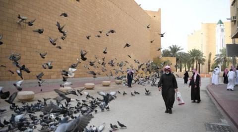 Suudi Arabistan: 'Aktivitelere, etkinliklere, tesislere girmek ve ulaşım araçları kullanmak için aşı şartı gelecek Pazar günü uygulamaya koyulacak'