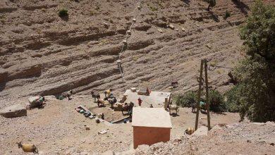 """قرية """"تمدّنا"""" تشتكي العطش والعزلة في انتظار خزان مائي بإقليم أزيلال"""