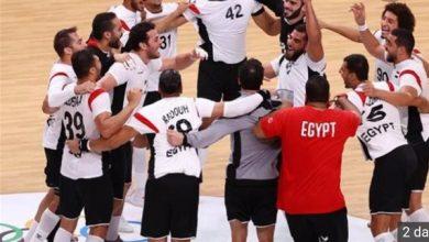 أداء المنتخب لكرة اليد في الأولمبياد مشرف