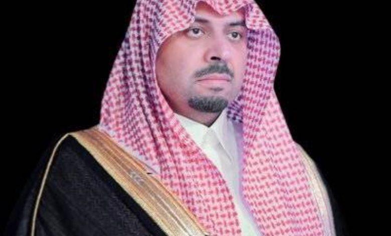 أمير الحدود الشمالية يعزي المطيري - أخبار السعودية