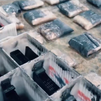 إحباط 6 محاولات تهريب 1.1 مليون حبة كبتاجون بمنفذ الحديثة