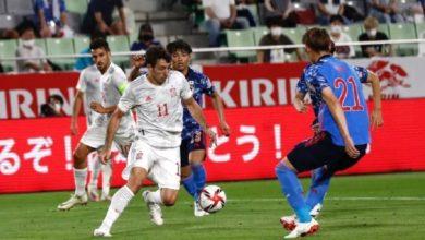 إسبانيا تُقصي اليابان وتصطدم بالبرازيل في نهائي «طوكيو 2020»