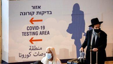 إسرائيل تفرض قيودا وإجراءات جديدة جراء ارتفاع الإصابات بمتحور دلتا