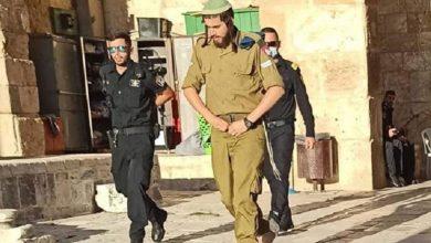 اقتحام جديد لـ«المسجد الأقصى» من باب «المغاربة» في حماية الجيش الإسرائيلي