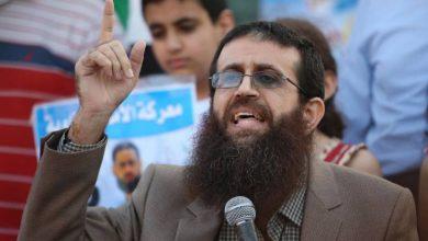 الأجهزة الأمنية تعتقل القيادي خضر عدنان من اعتصام في رام الله