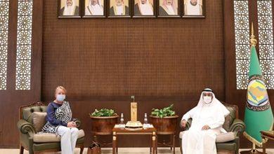 الأمين العام لمجلس التعاون يدعو المجتمع الدولي للضغط على جماعة الحوثي لتفادي كارثة خزان النفط «صافر»