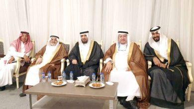 المغربي يحتفي بزواج سعد الدين - أخبار السعودية
