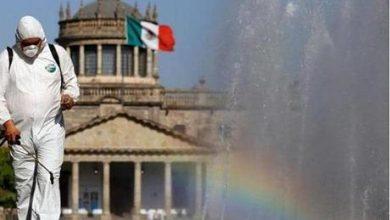 المكسيك: 6837 إصابة جديدة بفيروس كورونا و259 وفاة