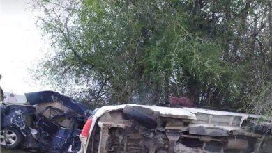 إصابة ١١ فردًا بكسور في حادث تصادم بالمنوفية