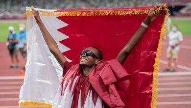 برشم يهدي قطر الذهبية الثانية بالدورة الأولمبية