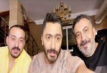 تامر حسني يصلح بين دياب ونصر محروس