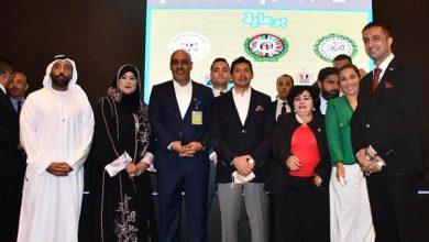 تكريمات لكافة كوادر الشباب العربي احتفالا باليوم العالمي للشباب