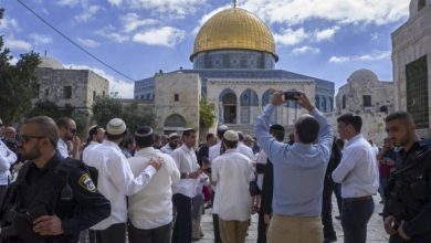 """تلاعب إسرائيلي حول حرية """"الصلاة"""" و""""الاقتحام"""" في المسجد الأقصى"""