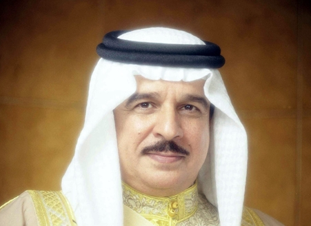 جلالة الملك المفدى يتلقى برقية شكر جوابية من رئيس الجمهورية الجزائرية