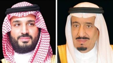 خادم الحرمين وولي العهد يهنئان ملك المغرب بمناسبة ذكرى يوم الشباب المجيد لبلاده - أخبار السعودية