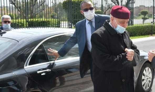 رئيس البرلمان الليبي يؤكد ان انتخاب رئيس سيجبر تركيا على