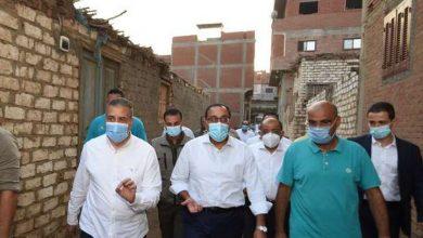 رئيس الوزراء يتفقد مشروعات «حياة كريمة» بقرية دراجيل بمركز الشهداء بالمنوفية