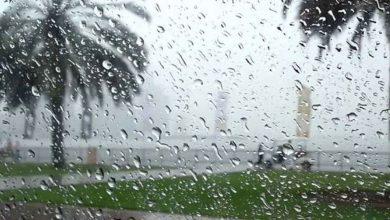 الحصيني: رياح مغبرة وأمطار وأجواء حارة على بعض المناطق.. اليوم