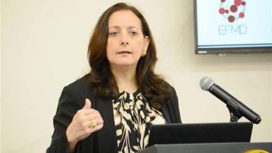 الدكتورة شريفة شريف المدير التنفيذي للمعهد القومي للحوكمة