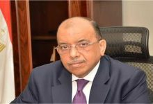 وزير التنمية المحلية اللواء محمود شعراوى