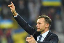 شيفتشينكو يعلن رحيله عن منتخب أوكرانيا