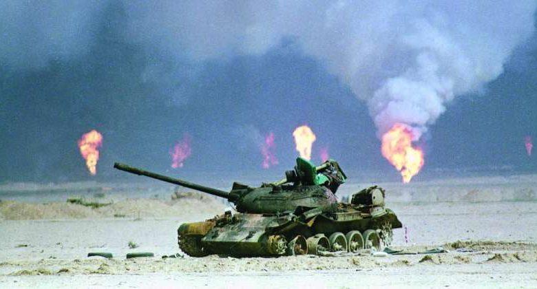 «عاصفة الصحراء» التي غيّرت مفاهيم الحرب