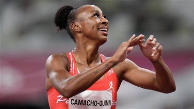 كاماتشو-كوين عداءة بورتوريكو تتوج بذهبية 100 متر حواجز في أولمبياد طوكيو