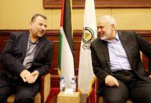 لدورة جديدة.. هنية رئيساً لحركة حماس والعاروري نائباً