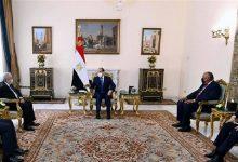 مصر والجزائر: دعم كامل للرئيس التونسي