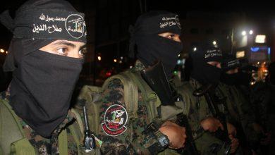 وجهت رسائل للاحتلال.. الوية الناصر تنفذ انتشارا عسكريا في محافظة شمال غزة