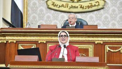 """وزيرة الصحة المصرية أعلنت شفاء الطفلة الفلسطينية """"بيان"""" من مرض""""البثرية"""